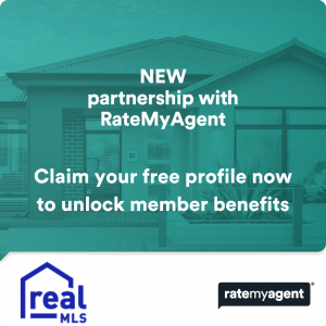 Announcing new partnership with RateMyAgent instructing Agents to Claim Their profile