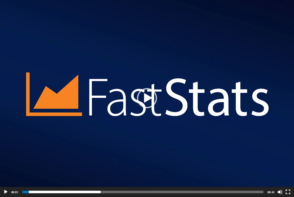Please click on the image to play the Faststats video and listen to the description of the product